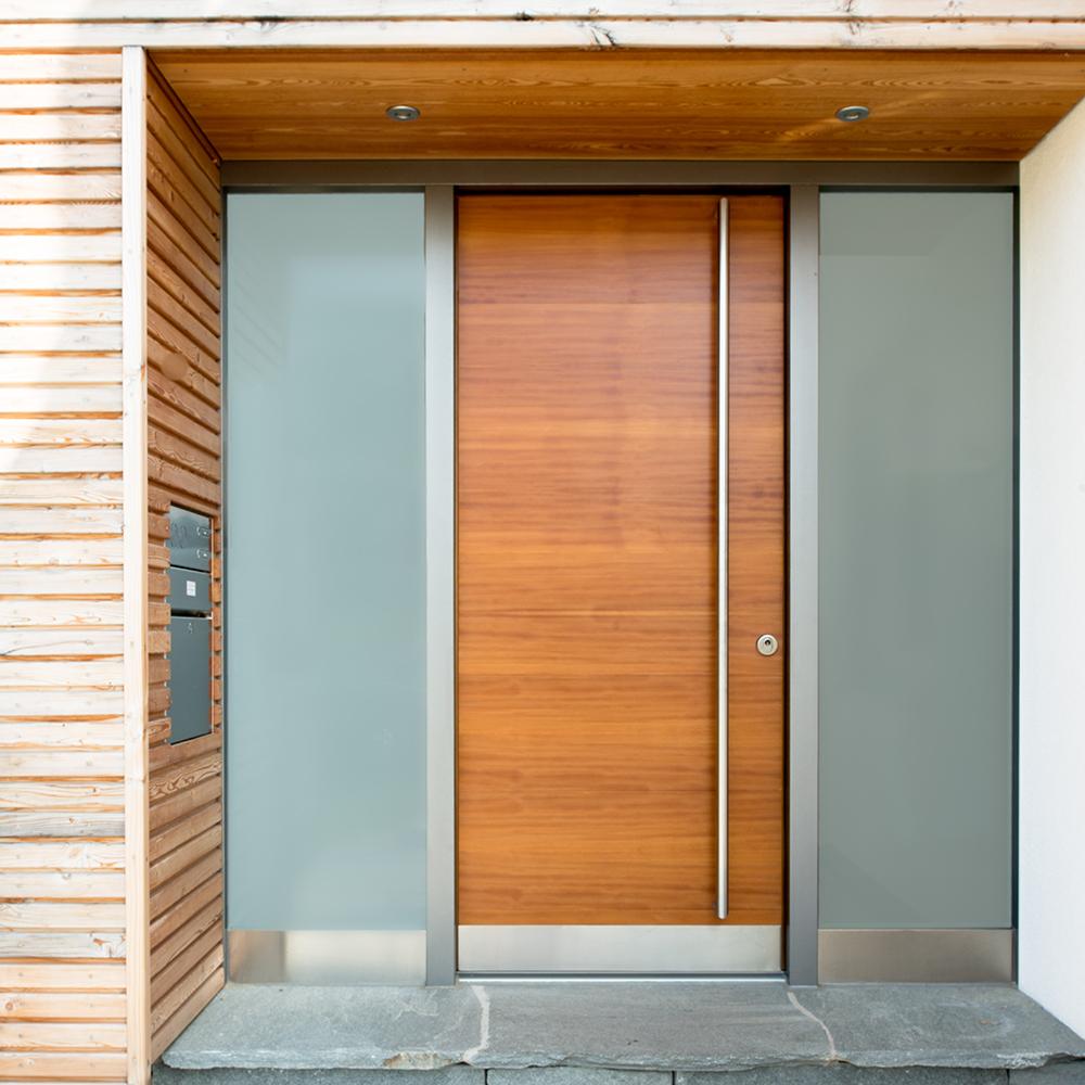 Haustüre eines Privathauses in Tübingen